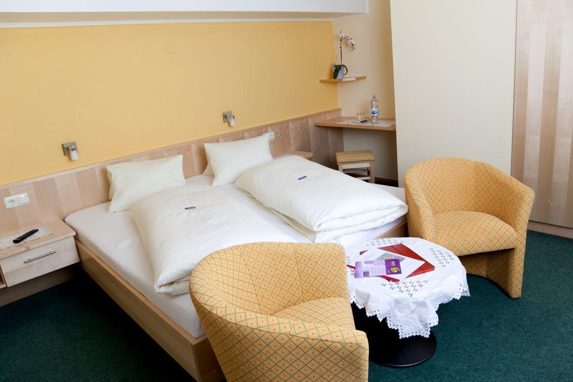 Doppel- oder Einzelzimmer comfort «Leppleskofel»